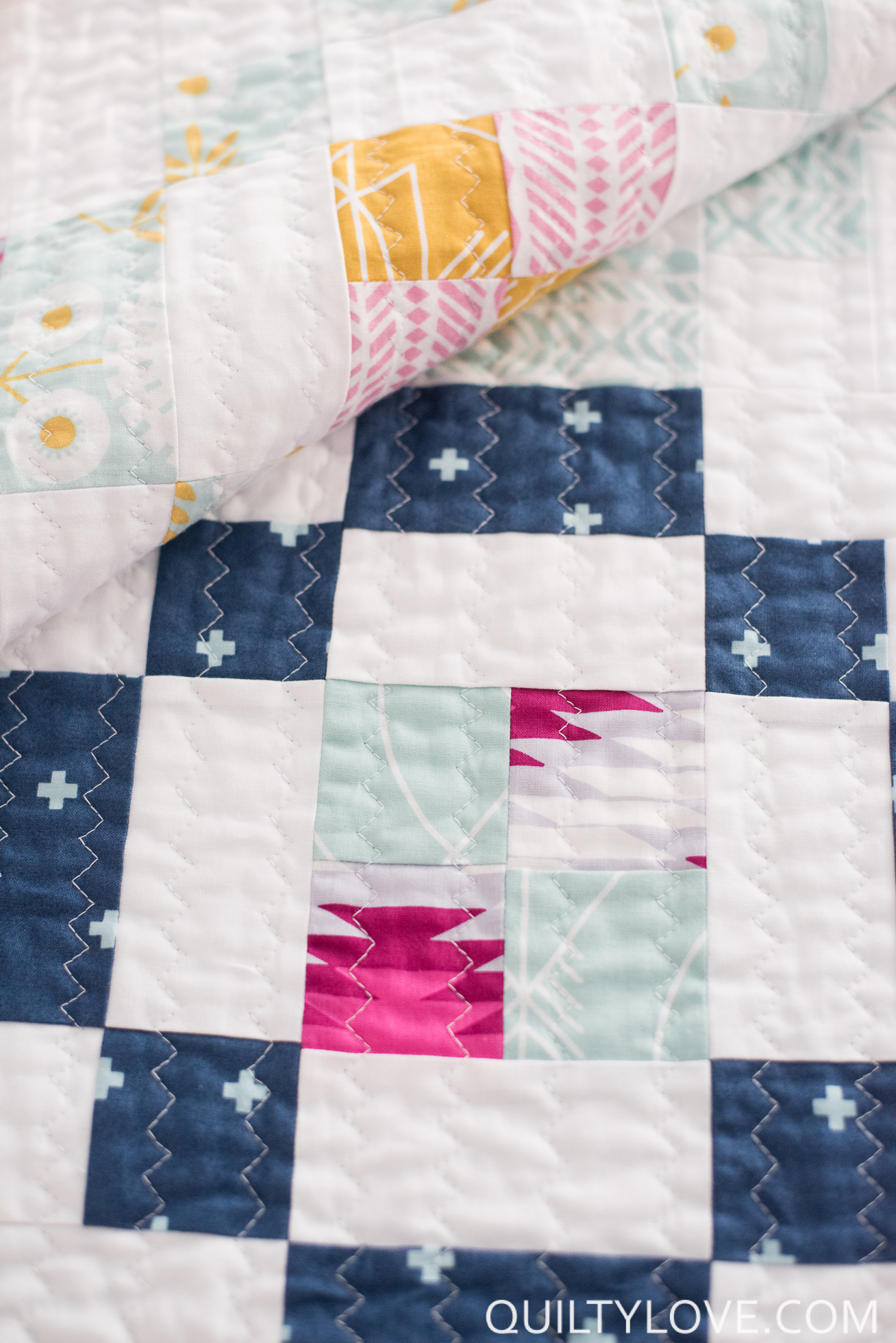 Jelly Rings Quilt