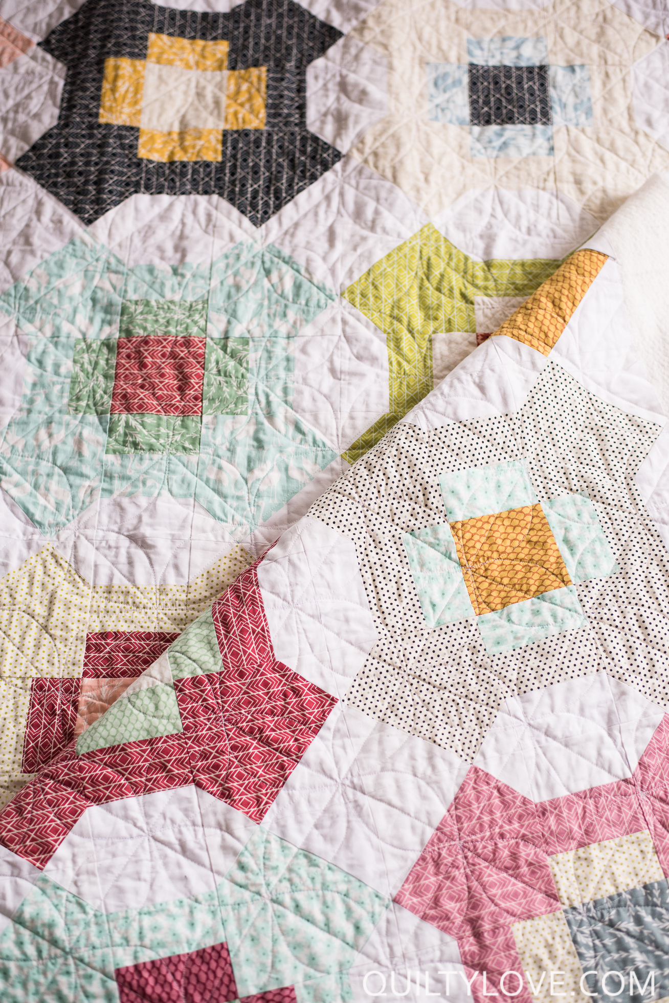 Sweet Summertime quilt pattern