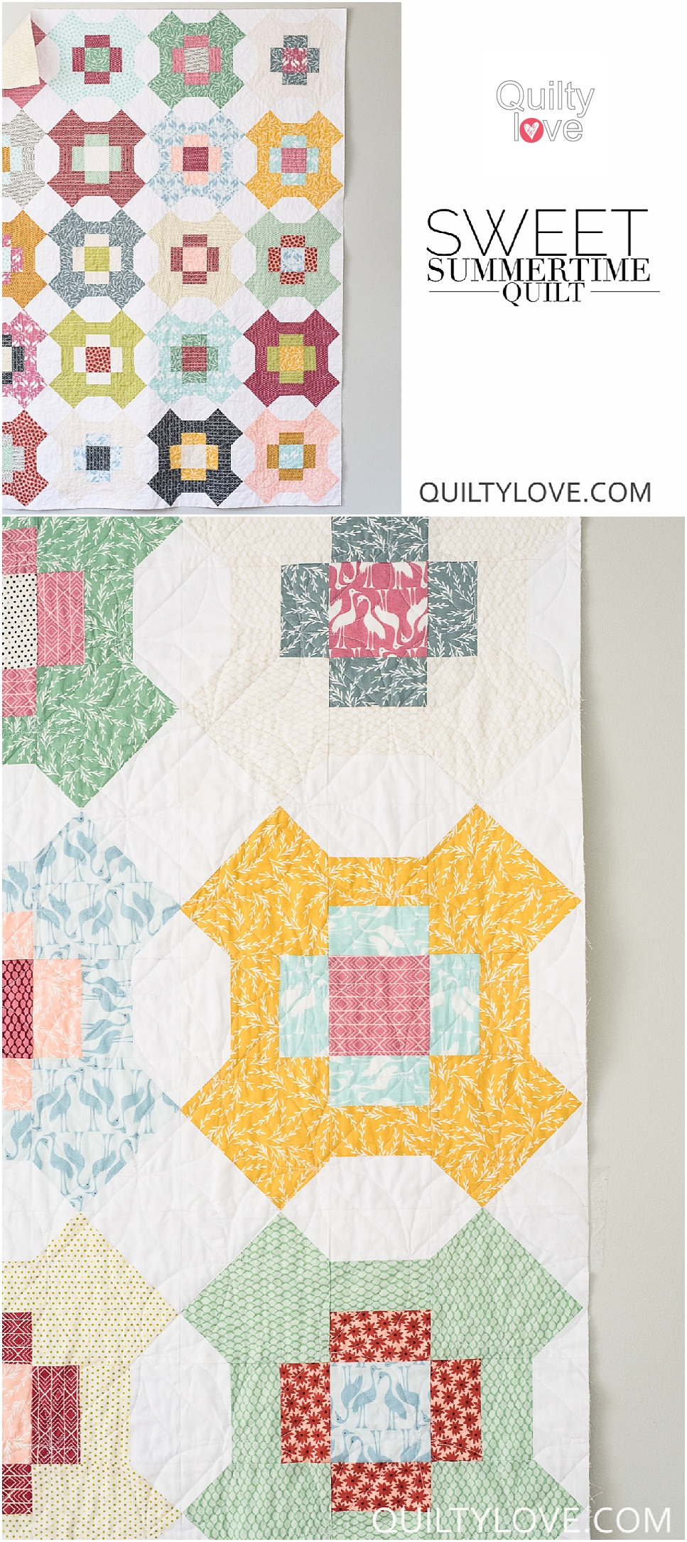 Sweet Summertime quilt