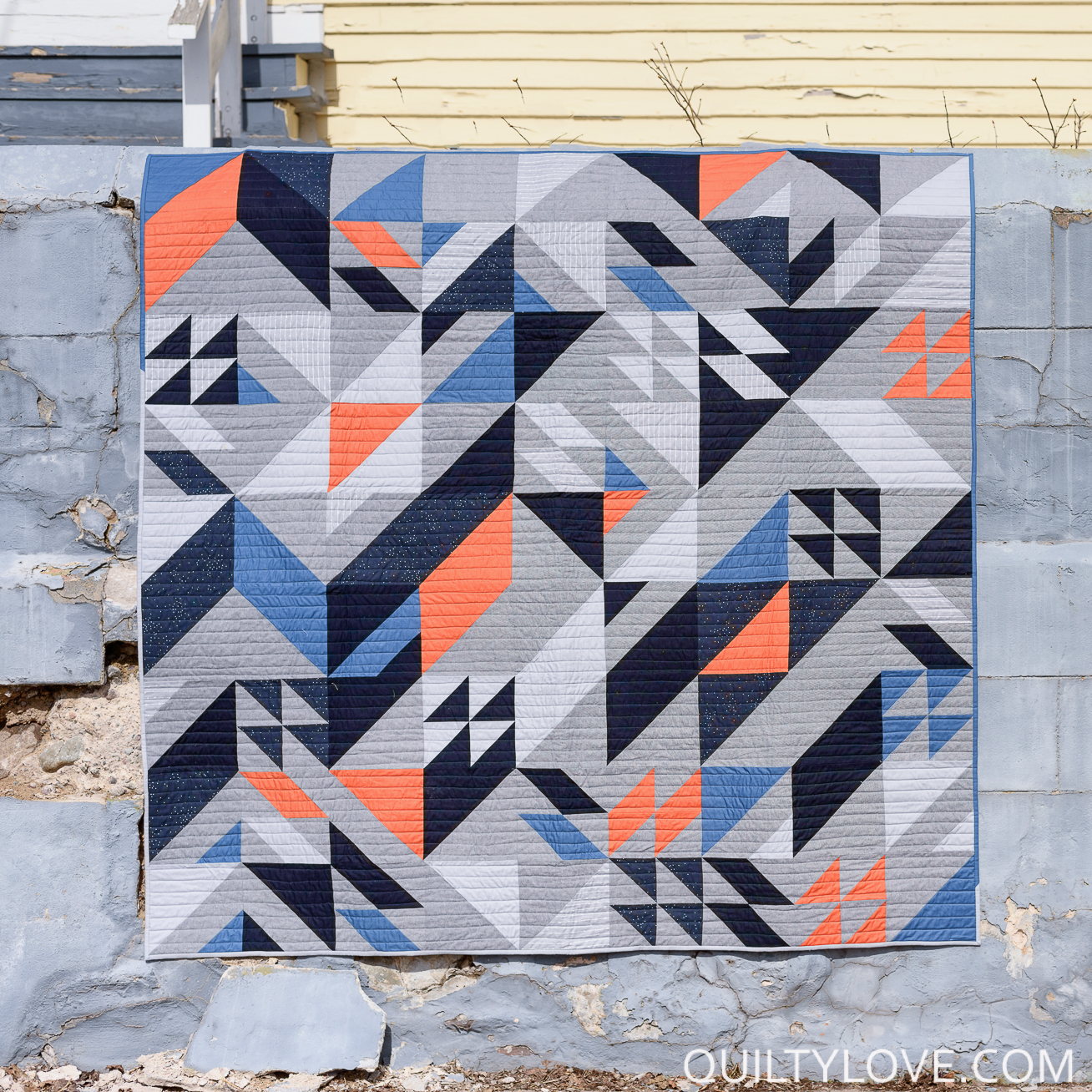 Essex Linen Rebel Quilt
