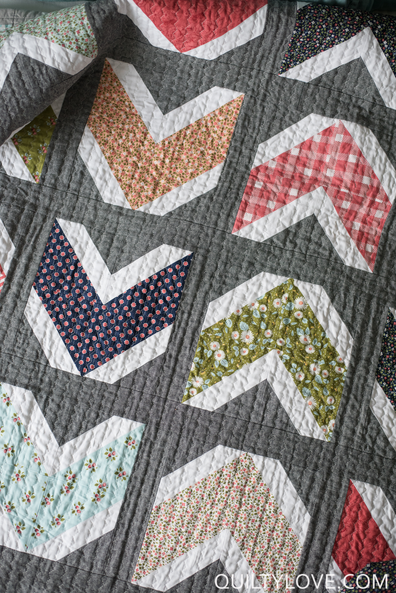 Arrows Quilt Pattern