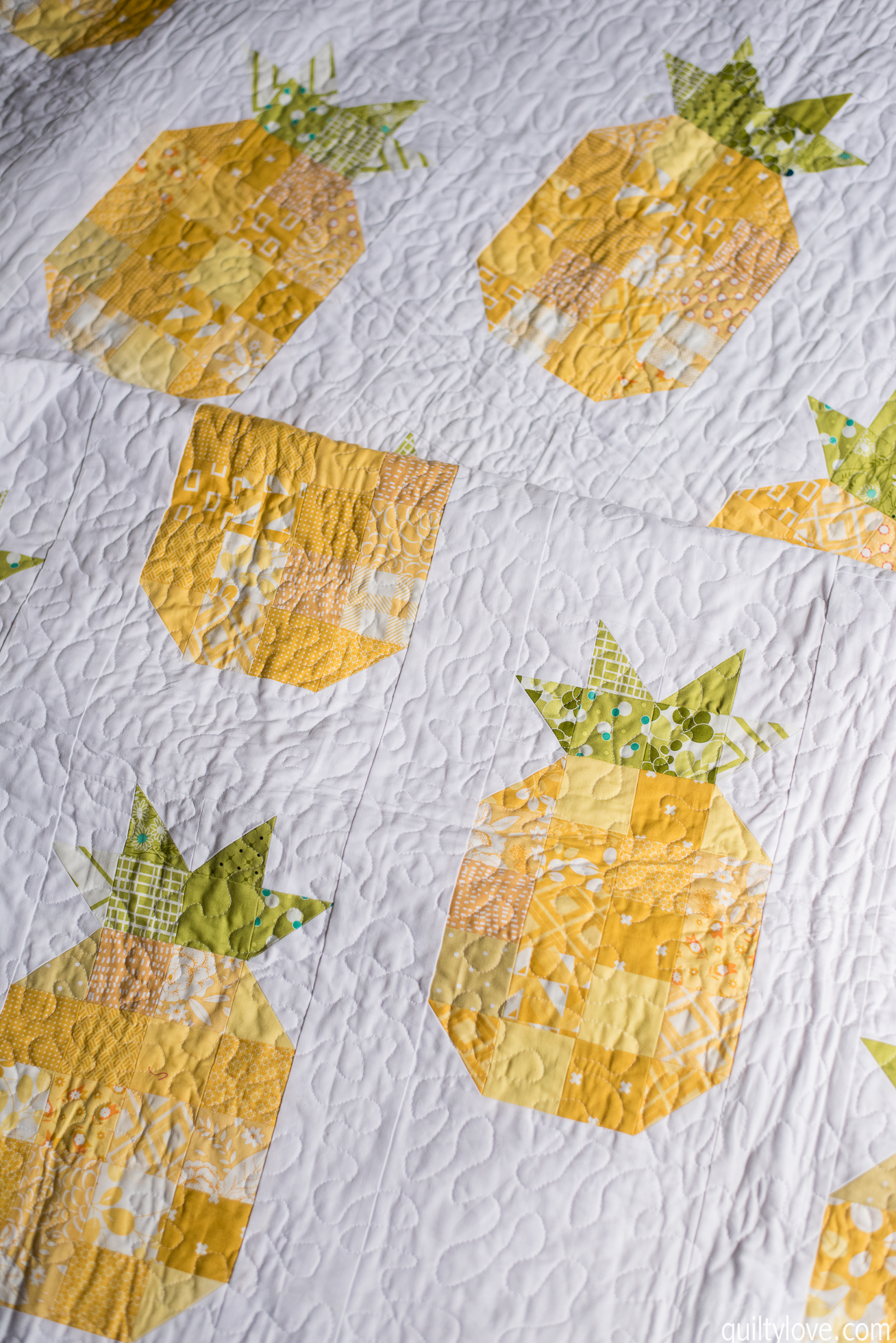 The Pineapple Quilt Quilty Love