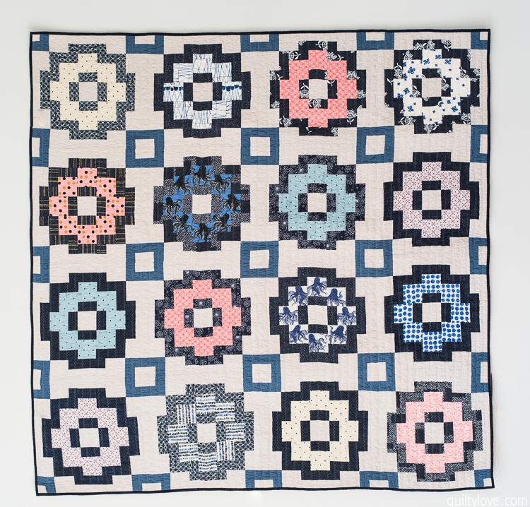 City Tiles quilt