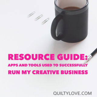 Creative business resource guide