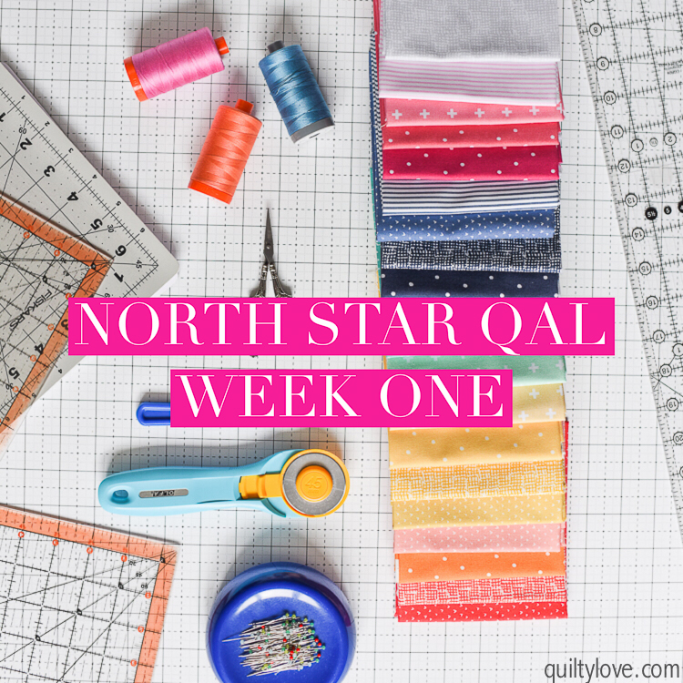 North Star QAL week one