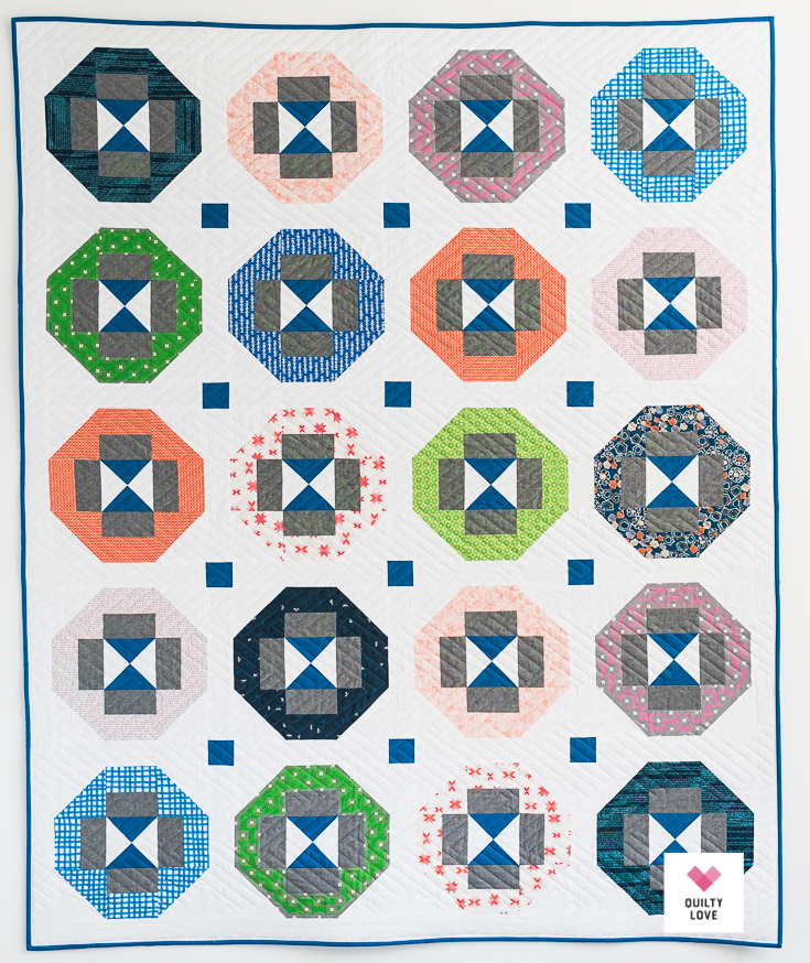 Modern Quilts Block by Block Book - Quilty Love