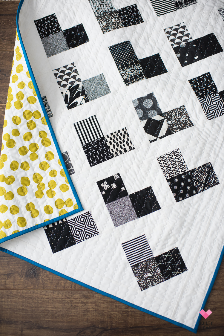 Quilty Hearts Quilt Pattern A Scrappy Quilt Quilty Love