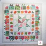 Autumville quilt pattern