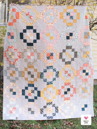 Jelly Rings quilt pattern