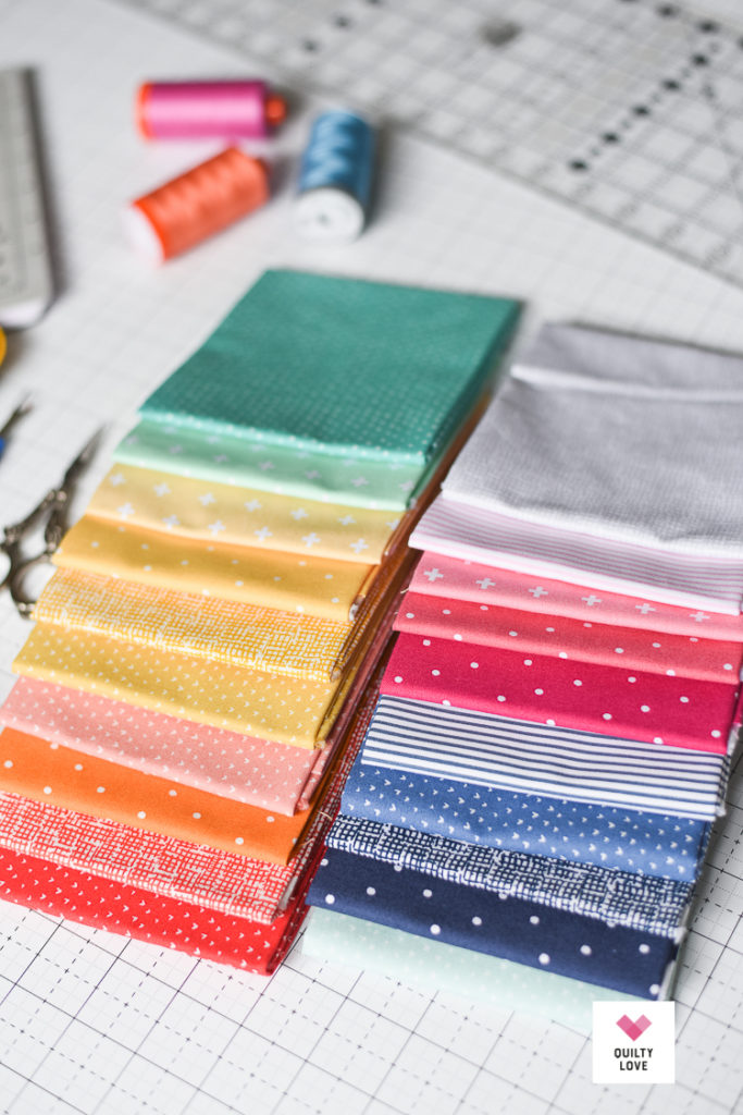 Dear Stella fabric bundle
