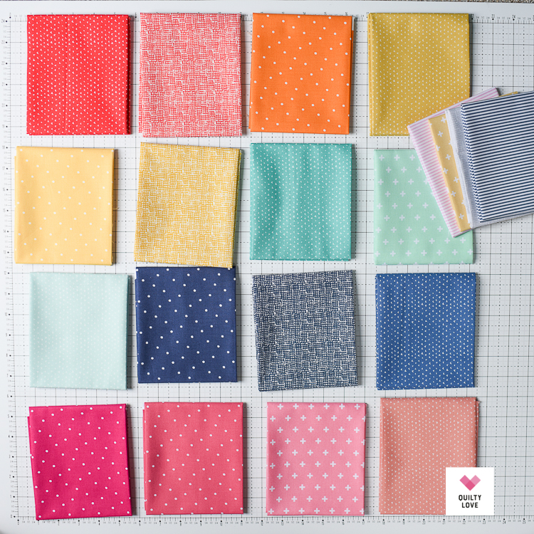 Dear Stella fat quarter bundle