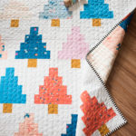 Quilty Trees baby quilt