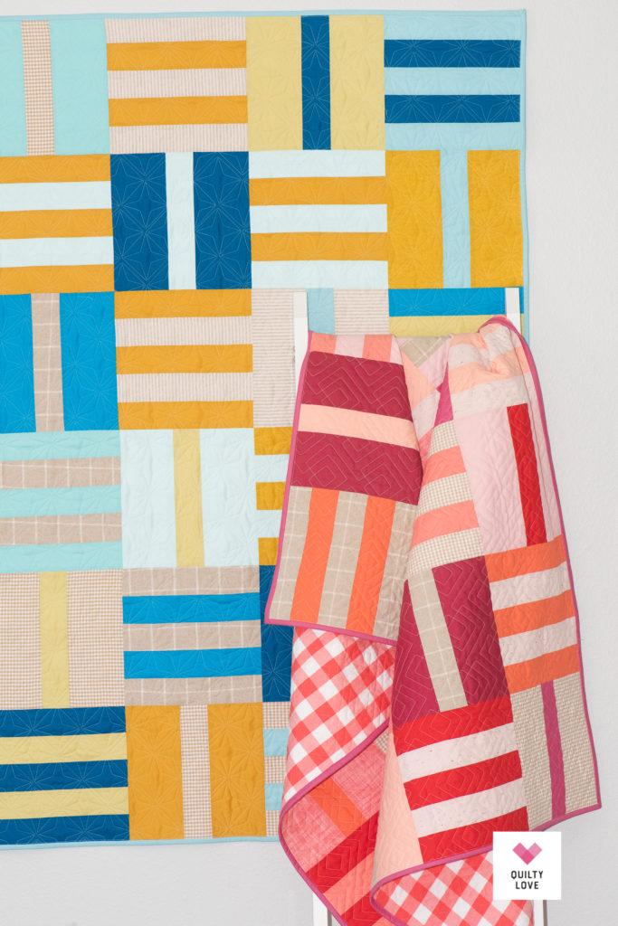Quilty Love palette picks Fat Quarter Dash quilts