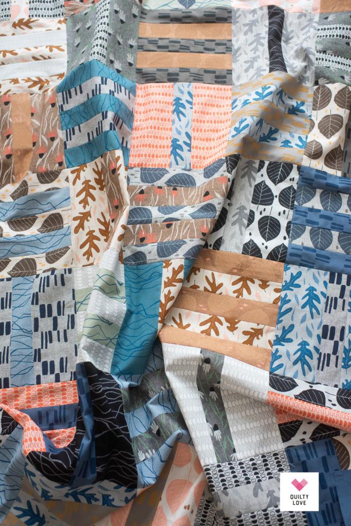Fat Quarter Dash quilt pattern