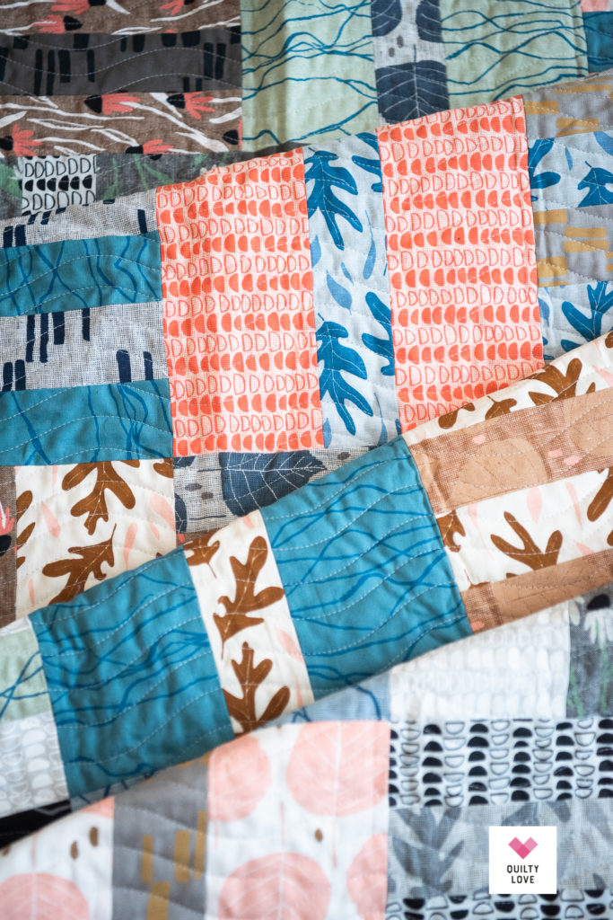 Fat Quarter Dash quilt pattern