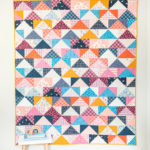 Tarrytown Patchwork Flying Geese quilt pattern